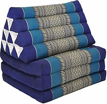 Kapok Thaikissen, Dreieck mit DREI Auflagen (82203