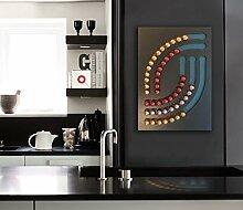 Kapselhalter für Nespresso-Kaffeekapseln,