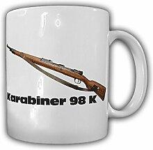 Karabiner 98 K Deutschland Militär Gewehr Waffe - Tasse Kaffee Becher #16044
