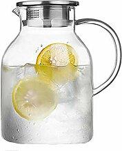 Karaffen/Glas Krug/Fassungsvermögen 1800ml