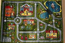 Karatcarpet Kinderteppich Spielteppich Kollektion