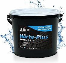 Karbonathärte erhöhen im Teich mit Härte Plus (2,5 kg) für stabile Wasserwerte – steuert KH-Wert, senkt pH-Wert, reduziert giftiges Ammoniak im Fisch- und Koiteich