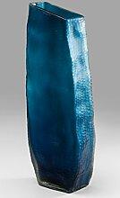 KARE 30729 Vase Bieco Blau 61 cm