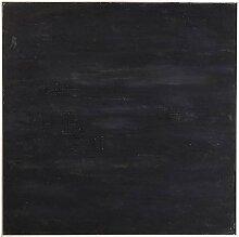 Kare 51258 Ölbild Abstract Deep Schwarz