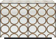 Kare 80519 Kommode Art Rings