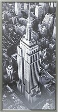 Kare Bild Frame Empire State Building View, 60377,