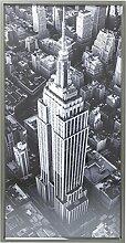 Kare Bild Frame Empire State Building View, 60377,