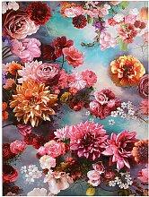Kare Bild Touched Flower Sky