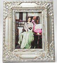 Kare Bilderrahmen Royal Family Silver 13 x 18 cm