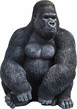 Kare Deko Figur Gorilla Side XL, große Dekofigur