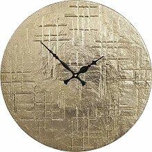 KARE Design 39220 Wanduhr Gold Digger