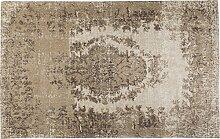 Kare Design 39972 Teppich Kelim Pop, Beige,