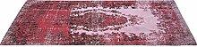 Kare Design 39972 Teppich Kelim Pop, Pink, 170x240