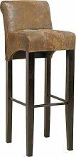 Kare Design Barhocker Chiara Vintage, Barstuhl,