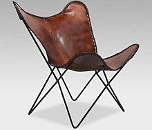 KARE Design Butterfly Econo Sessel, 79823