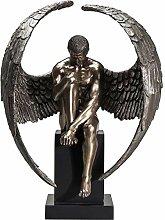 Kare Design Deko Figur Nude Sad Angel, große
