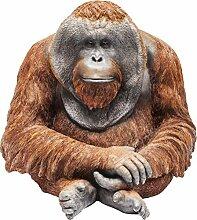 Kare Design Deko Figur Orangutan Medium, kleine
