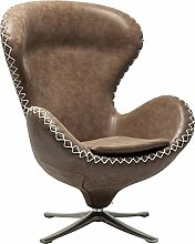 Kare Design Drehsessel Lounge Bonanza, bequemer,