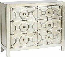 Kare Design Kommode Alhambra, TV Lowboard mit 4