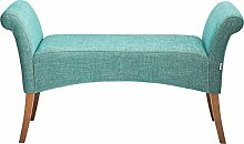 Kare Design Polsterbank Motley Rhythm Green,
