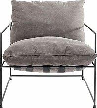 Kare Design Sessel Cornwall, Loungesessel,