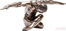 Kare-Design SKULPTUR , Bronze , Metall, Kunststoff