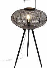 Kare Design Stehleuchte Lampion, Stehleuchte