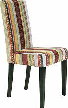 Kare-Design STUHL Multicolor , Mehrfarbig, Holz,