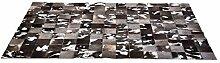 Kare Design Teppich Cosmo Grey Fur, 170x240 cm,