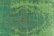 KARE Design Teppich Kelim Ornament Green 240x170cm
