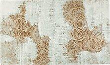 Kare Design Teppich Kelim Ornament, Läufer im