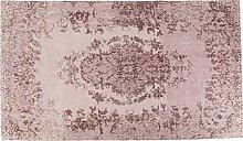 Kare Design Teppich Kelim Ornament Powder, großer