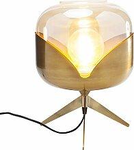 Kare Design Tischleuchte Golden Goblet Ball,