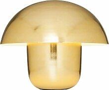 Kare Design Tischleuchte Mushroom Messing,