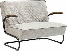 Kare Retro Sofa, Andere, Beige, 84 x 106 x 84 cm