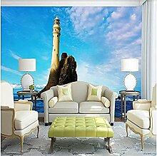 Karibischer Leuchtturm für Wände Wandbilder