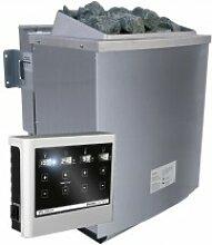 Karibu Bio-Saunaofen 9 kW inkl. Steuergerät easy