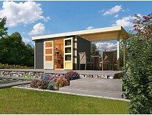 Karibu Gartenhaus Trundholm 2 (Mit Boden,
