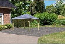 Karibu Pavillon Kirn 1, BxTxH: 431x431x315 cm