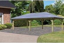 Karibu Pavillon Kirn 3, BxTxH: 431x778x315 cm