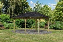 Karibu Pavillon Perida, (Set), BxTxH: 345x485x296
