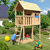 Karibu Stelzenhaus/ Spielturm Tom 1 naturbelassen Limited Edition