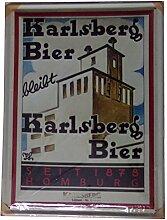 Karlsberg - Bier - Blechschild - Karlsberg Bier