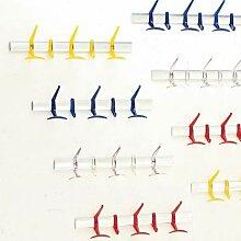 Kartell 8172/71 Garderobenstange Hanger, orangero