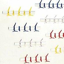 Kartell 817272 Garderobenstange Hanger, kobaltblau
