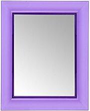 Kartell 8300V4 Wandspiegel François Ghost 79 cm, viole