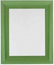 Kartell 8310V3 Wandspiegel François Ghost 111 cm, flaschengrün