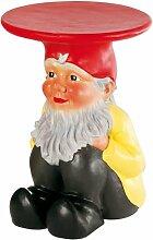 Kartell 882200 Gartenzwerg-Hocker Gnome Napoleon