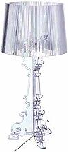 Kartell 9070B4 Leuchte Bourgie, glasklar