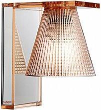 Kartell 9120AM Light Air Wandleuchte - bernsteinfarben